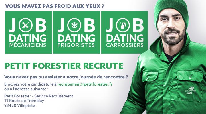 recrutement dating